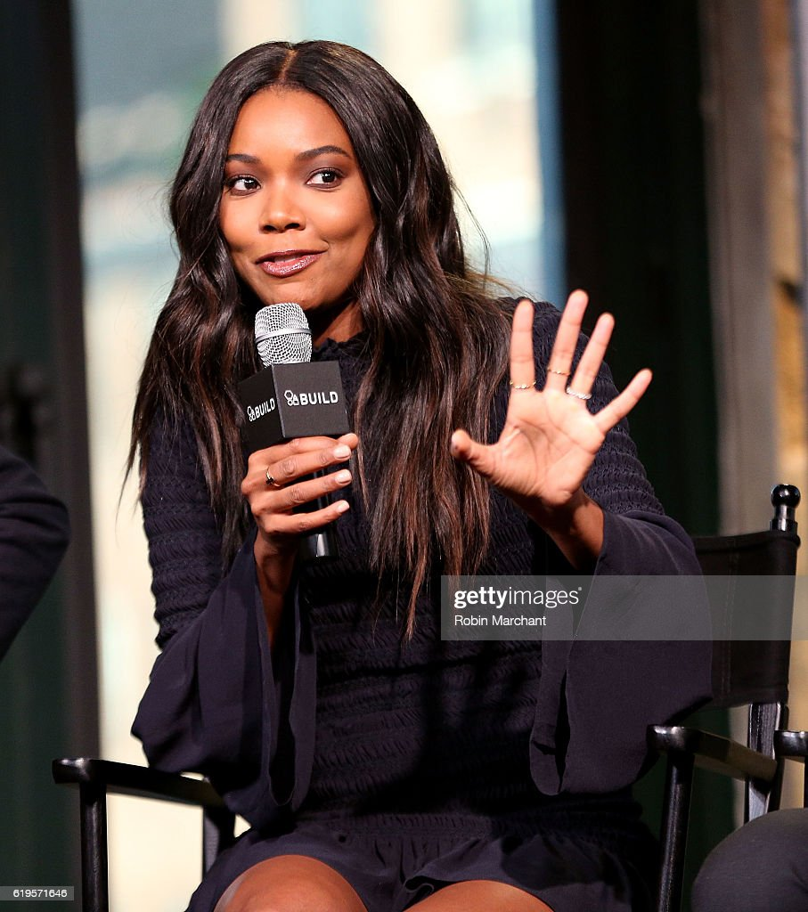 Almost Christmas Gabrielle Union.Gabrielle Union Attends The Build Series Presents Almost