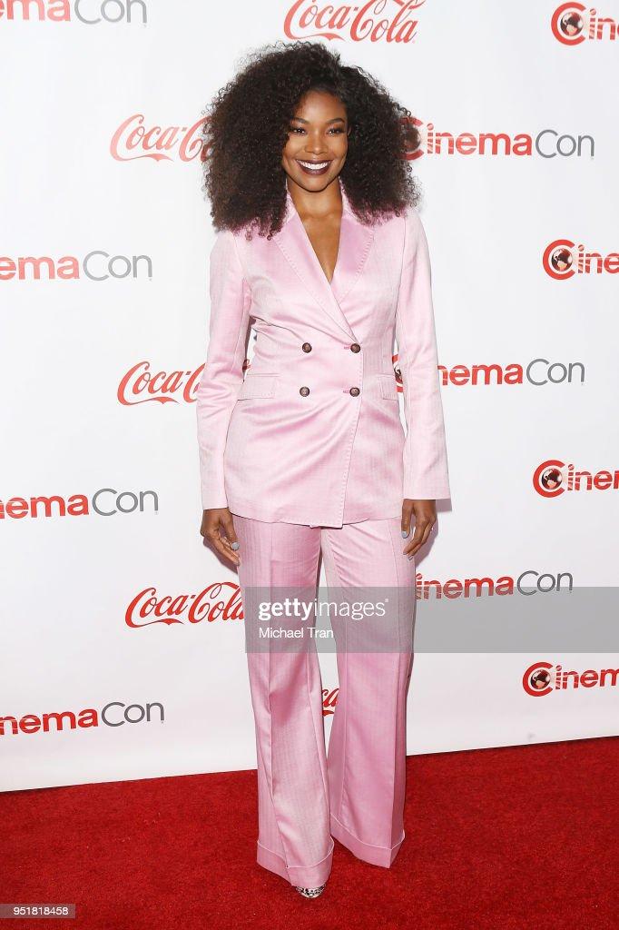 CinemaCon Presents The 2018 Big Screen Achievement Awards : News Photo
