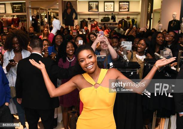 Gabrielle Union attends the Gabrielle Union Collection Launch at New York Company on September 6 2017 in New York City