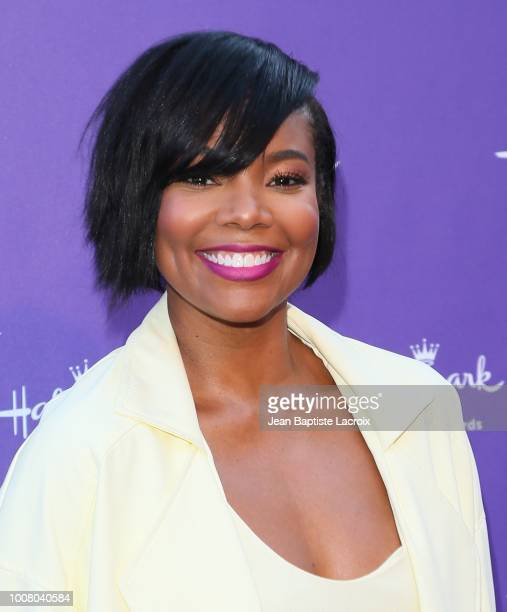 "Gabrielle Union attends the Hallmark's ""Put In Into Words"" Campaign Launch Party on July 30, 2018 in Los Angeles, California."