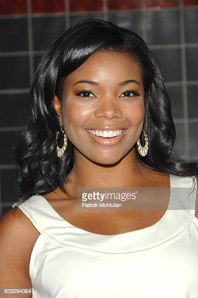 Gabrielle Union attends West Coast Screening of 'A Raisin in the Sun' at AMC Magic Johnson on February 11 2008 in Los Angeles CA