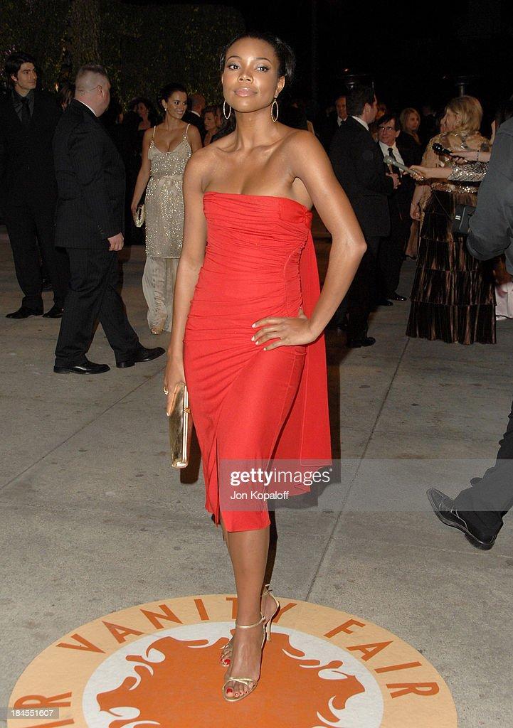 2007 Vanity Fair Oscar Party Hosted by Graydon Carter : News Photo