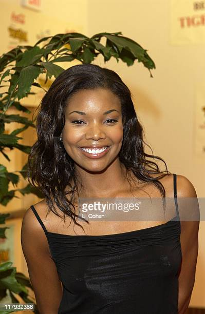 Gabrielle Union during Coca Cola Presents Tiger Jam VI Benefitting Tiger Woods FoundationArrivals Concert at Mandalay Bay Events Center in Las Vegas...