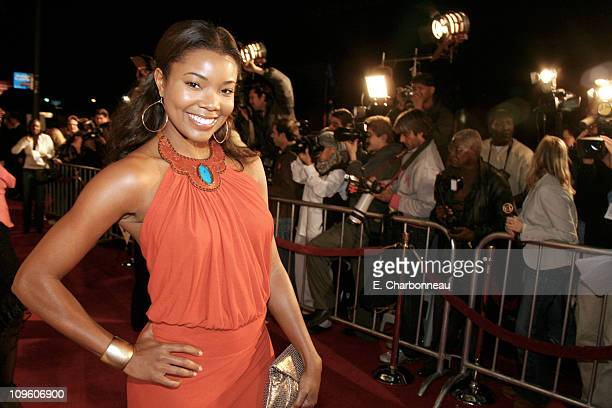 """Gabrielle Union during Los Angeles Premiere of Focus Features' """"Something New"""" at Cinerama Dome / Cabanna Club in Hollywood, California, United..."""