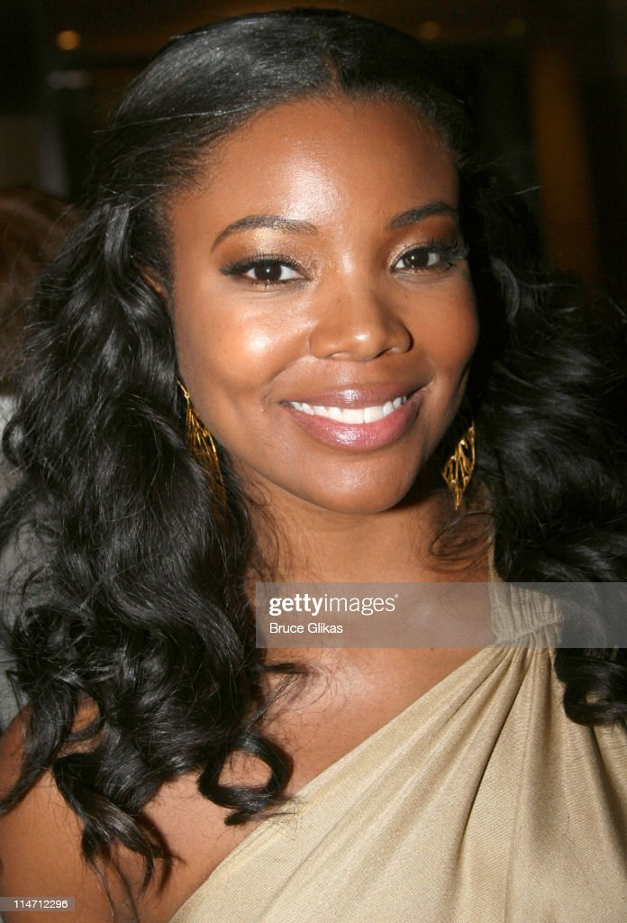 Gabrielle Union during Paramount Pictures Hosts 2007 Golden Globe Award After-Party at Beverly Hilton Hotel in Beverly Hills, California, United States.