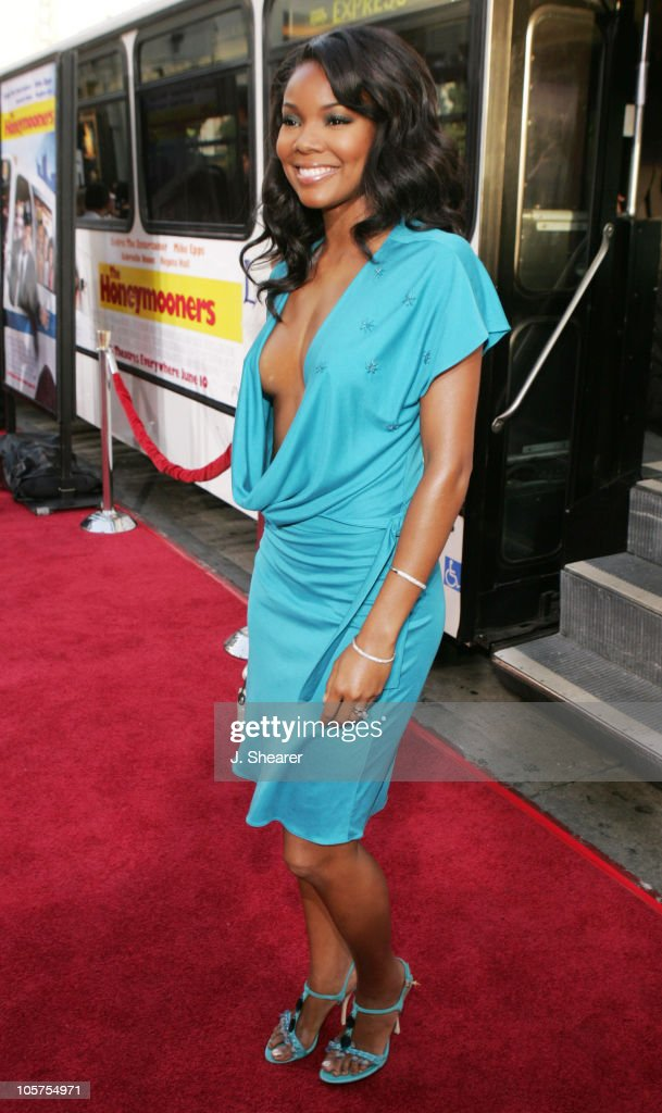 Gabrielle Union during 'The Honeymooners' Los Angeles Premiere - Red Carpet at Grauman's Chinese Theater in Hollywood, California, United States.