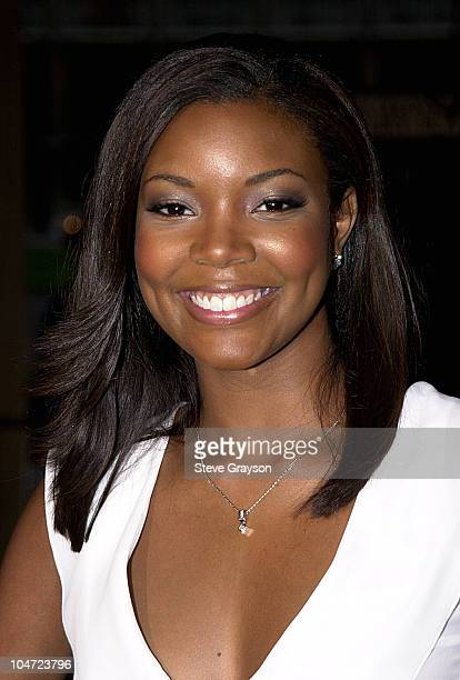Gabrielle Union during Two Can Play That Game Premiere at Cineplex Odeon Century Plaza Cinema in Century City California United States