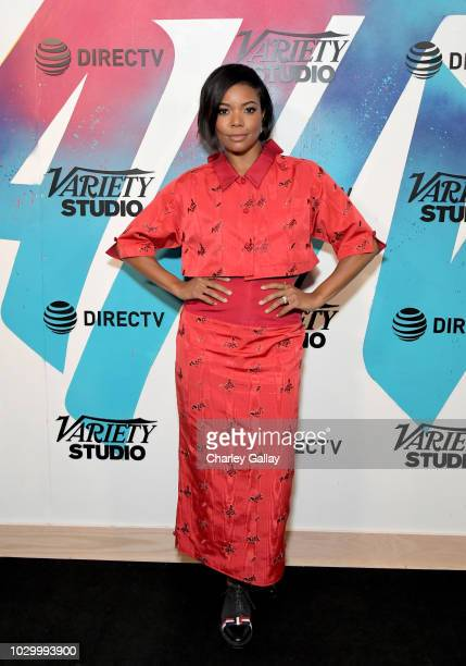 Gabrielle Union stops by DIRECTV House presented by ATT during Toronto International Film Festival 2018 at Momofuku Toronto on September 9 2018 in...