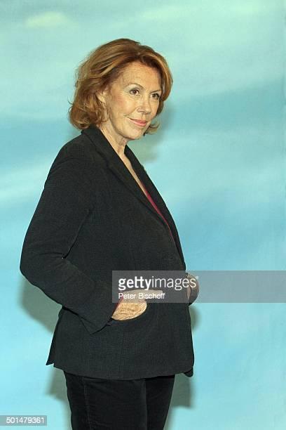 """Gaby Dohm , Porträt, Präsentation Weihnachtsspecial ARD-Serie """"Um Himmels Willen"""", Folge """"Mission unmöglich"""", 11. Staffel, """"Hotel Atlantic"""", Hamburg,..."""