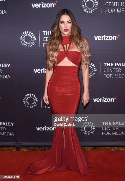 Gaby Espino attends the 2018 The Paley Honors at Cipriani Wall Street on May 15 2018 in New York City