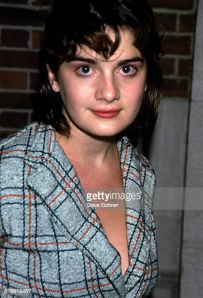 Gaby Hoffmann at premiere of 'Being John Malkovitch' at Havard Club New York New York October 1 1999