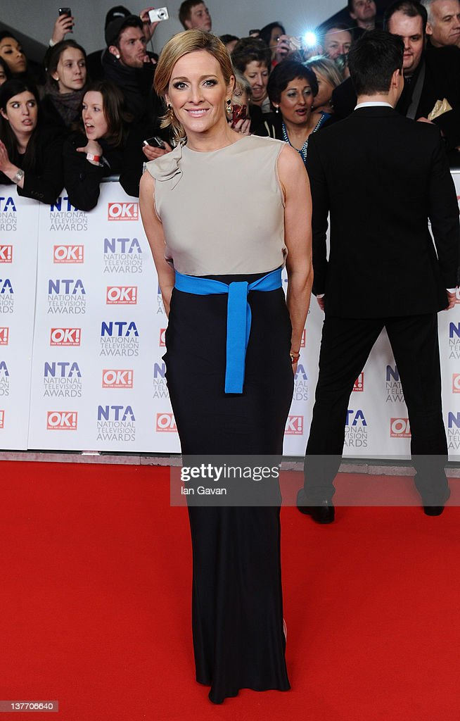 National Television Awards - Arrivals