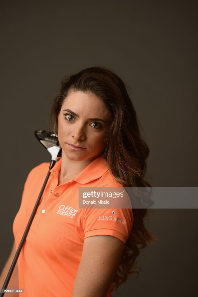 LPGA Player Portraits : News Photo