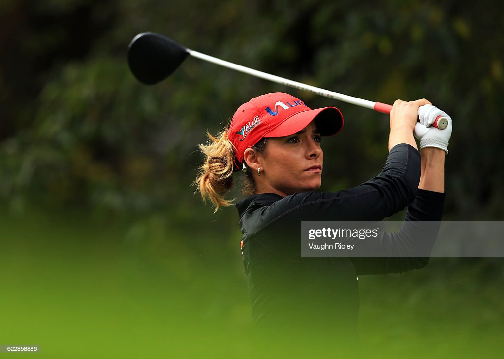 Citibanamex Lorena Ochoa Invitational Presented By Aeromexico and Delta - Round Three : News Photo