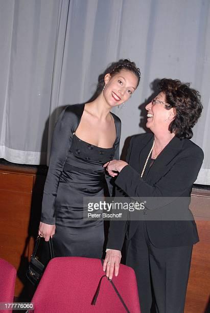 "Gaby Marshall, Enkelin Mia , †berraschungs-Geburtstags-Party zum 70. Geburtstag von T o n y M a r s h a l l, ""Kurhaus Baden-Baden"",..."