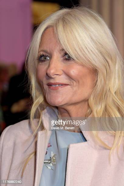 Gaby Roslin attends the 20th anniversary gala performance of The Lion King at The Lyceum Theatre on October 19 2019 in London England