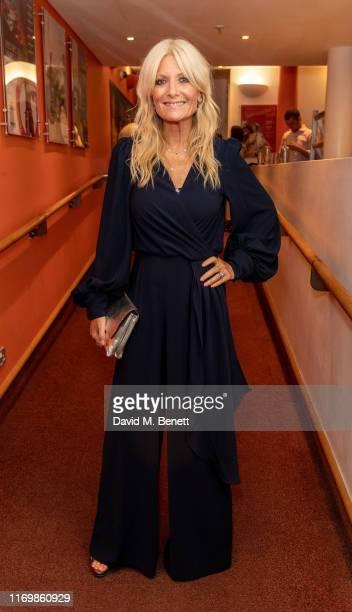 Gaby Roslin attends The British Heart Foundation's Heart Hero Awards at Shakespeare's Globe on September 20 2019 in London England