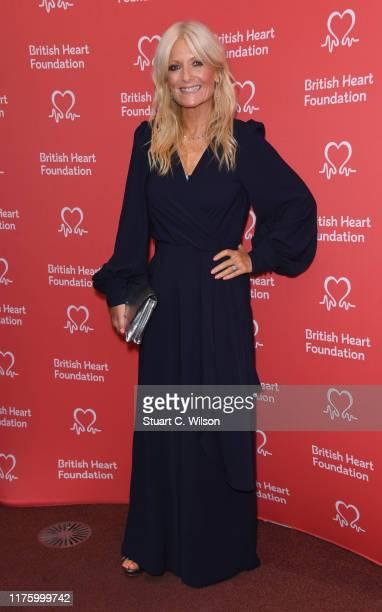 Gaby Roslin attends The Heart Hero Awards at Shakespeare's Globe on September 20 2019 in London England