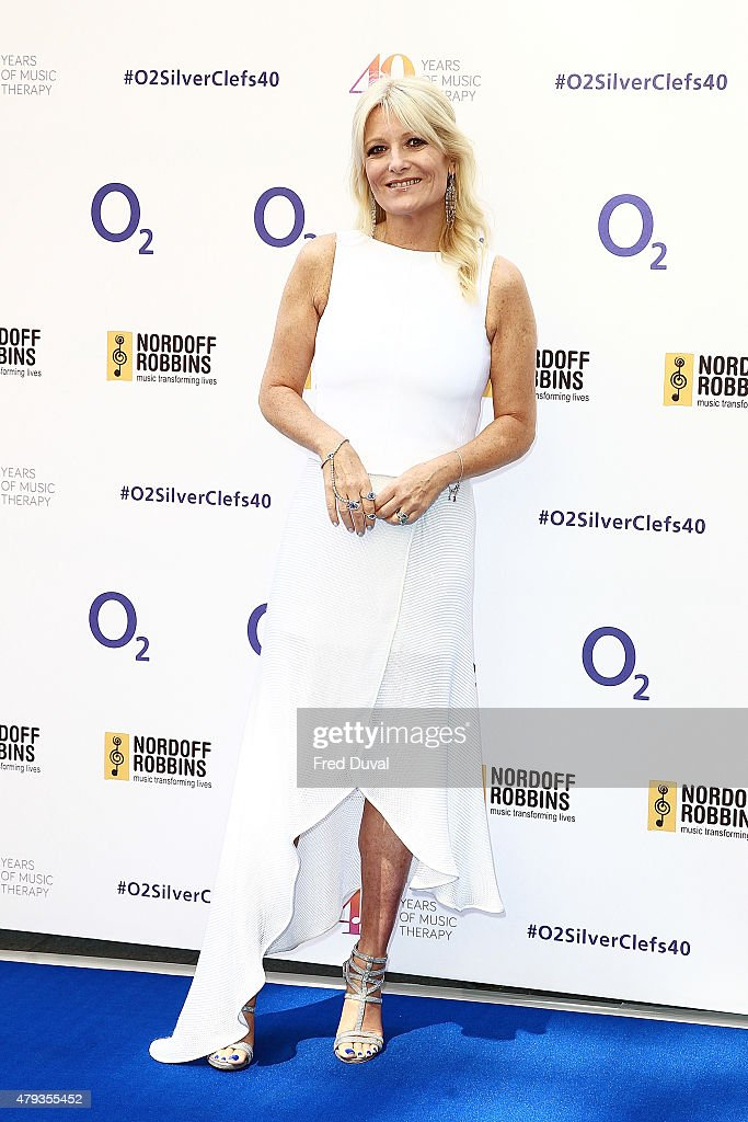 gaby roslin attends the nordoff robbins o2 silver clef awards at the grosvenor house hotel on - Silver Hotel 2015
