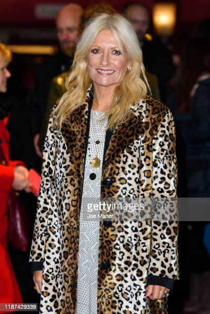 Gaby Roslin attends the opening night performance of Mary Poppins at Prince Edward Theatre on November 13 2019 in London England