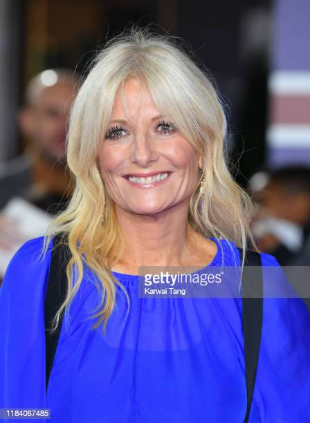 Gaby Roslin attends the Pride Of Britain Awards 2019 at The Grosvenor House Hotel on October 28 2019 in London England