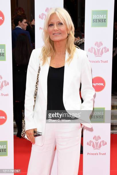 Gaby Roslin attends the Prince's Trust And TK Maxx Homesense Awards at London Palladium on March 11 2020 in London England