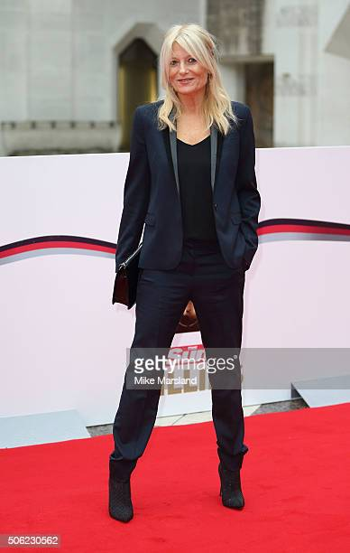 Gaby Roslin attends The Sun Military Awards at The Guildhall on January 22 2016 in London England