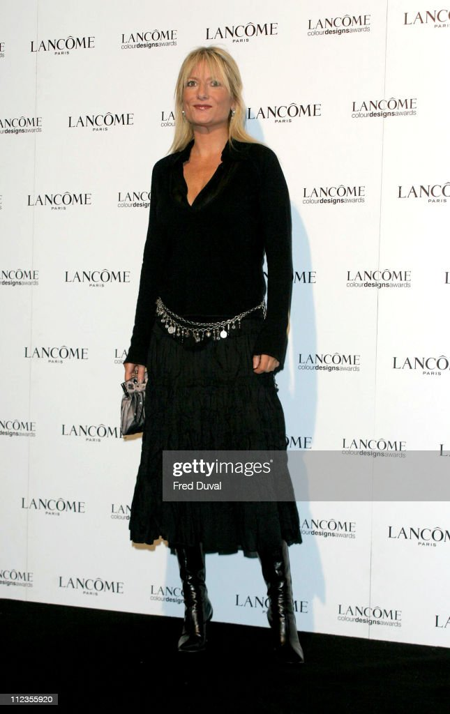 Lancome Colour Design Awards - Arrivals