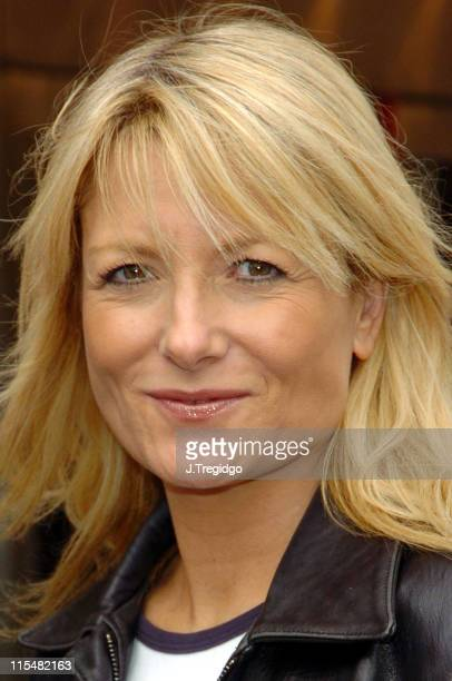 Gaby Roslin during When Harry Met Sally First UK Tour Photocall at Churchill Theatre in Bromley Great Britain