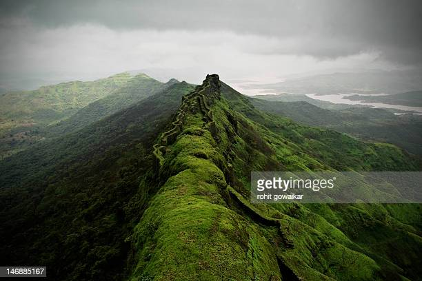 gad rajancha - maharashtra stock pictures, royalty-free photos & images
