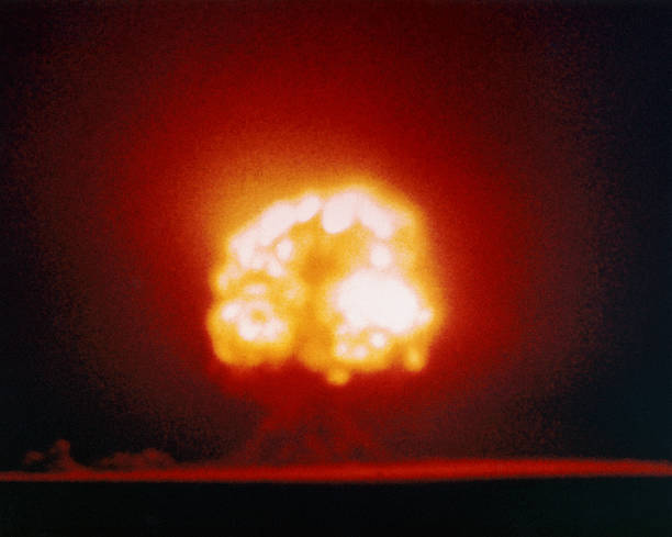 NM: 16th July 1945 - 75 Years Since First Nuclear Weapon Detonated At Trinity Site