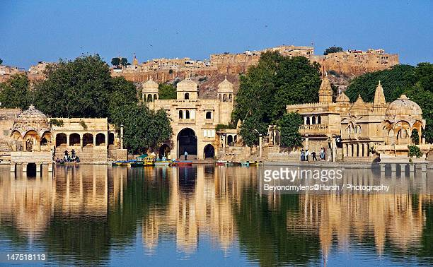 Gadisar Lake: Reflection of History