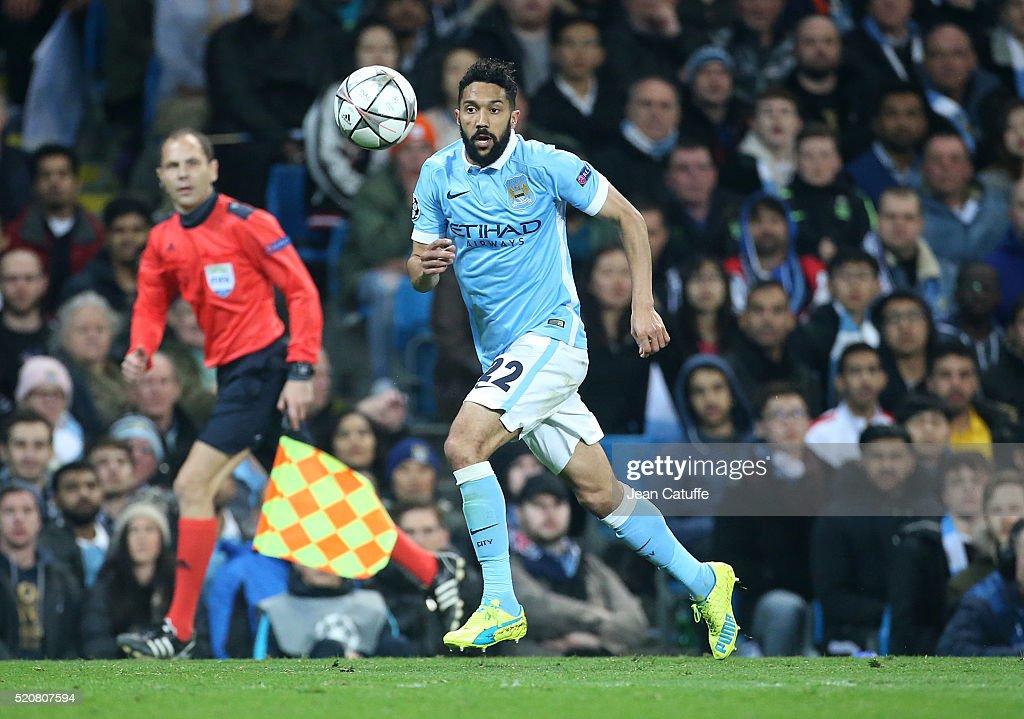 Manchester City v Paris Saint-Germain - UEFA Champions League Quarter Final: Second Leg : ニュース写真