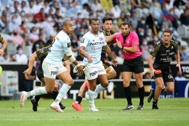 FRA: La Rochelle v Racing 92 - Top 14 Orange 2021 Semifinal