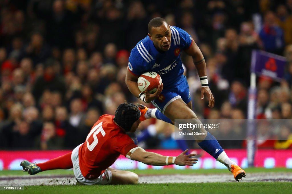 Wales v France - NatWest Six Nations