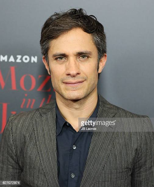 Gael Garca Bernal attends a screening event for Amazon's 'Mozart in the Jungle' on December 01, 2016 in Los Angeles, California.