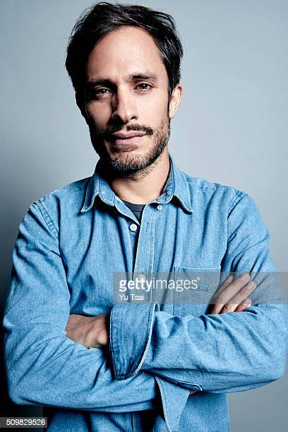 Gael García Bernal is photographed at the Toronto Film Festival for Variety on September 12 2015 in Toronto Ontario Published Image
