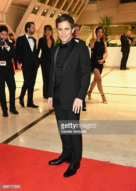 Gael Garcia Bernal arrives at the Opening Gala Dinner during The 69th Annual Cannes Film Festival on May 11 2016 in Cannes France