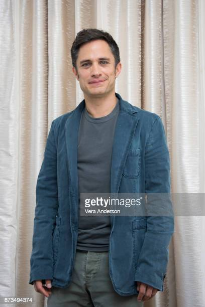 Gael Garcia Bernal at the 'Coco' Press Conference at the Four Seasons Hotel on November 11 2017 in Beverly Hills California