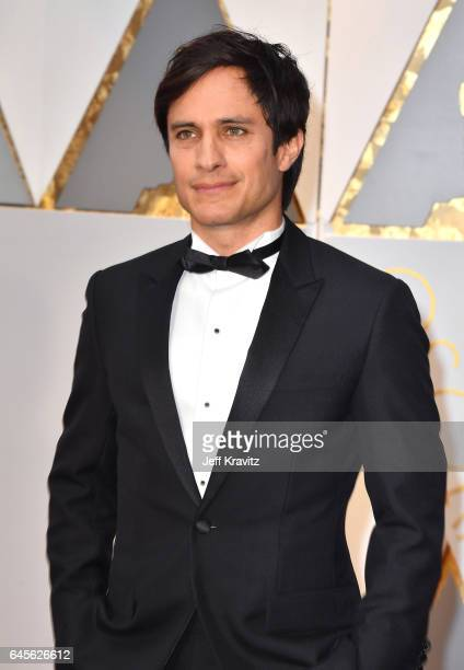 Gael Garcia Bernal attends the 89th Annual Academy Awards at Hollywood Highland Center on February 26 2017 in Hollywood California