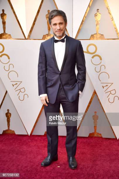 Gael Garcia Bernal attends the 90th Annual Academy Awards at Hollywood Highland Center on March 4 2018 in Hollywood California