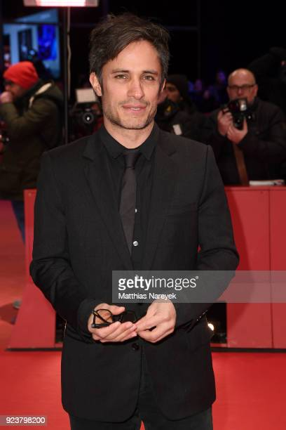 Gael Garcia Bernal attends the closing ceremony during the 68th Berlinale International Film Festival Berlin at Berlinale Palast on February 24 2018...
