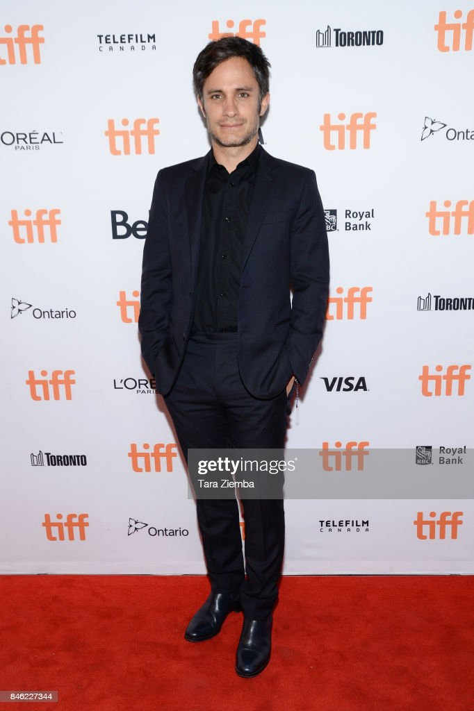 Gael Garcia Bernal attends the 'If You Saw His Heart' premiere during the 2017 Toronto International Film Festival at Winter Garden Theatre on September 12, 2017 in Toronto, Canada.