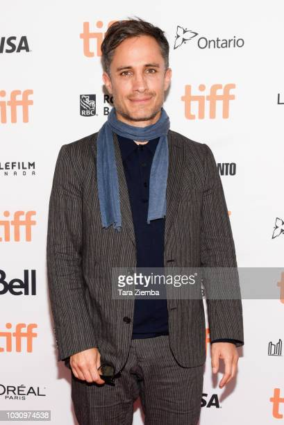 Gael Garcia Bernal attends the 'ROMA' premiere during 2018 Toronto International Film Festival at Princess of Wales Theatre on September 10 2018 in...