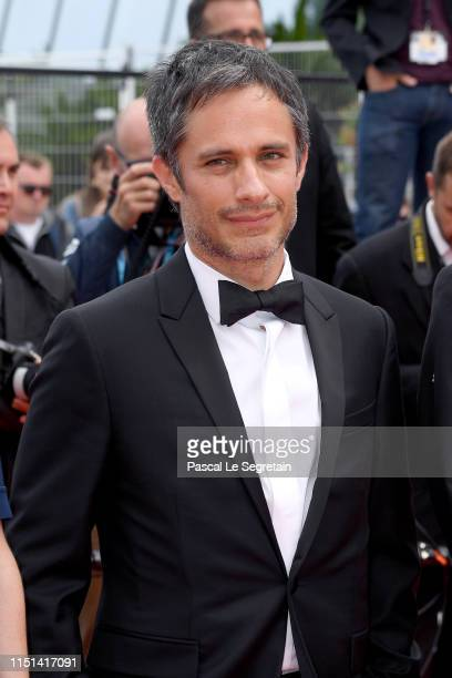 Gael Garcia Bernal attends the screening of It Must Be Heaven during the 72nd annual Cannes Film Festival on May 24 2019 in Cannes France