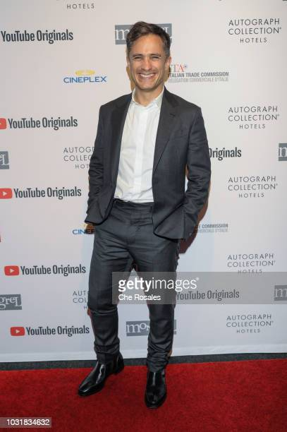 Gael Garcia Bernal attends the YouTube Originals In Partnership With Mongrel Media At Mongrel House on September 11 2018 in Toronto Canada
