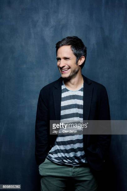 Gael Garcia Bernal from the film 'If You Saw His Heart' poses for a portrait at the 2017 Toronto International Film Festival for Los Angeles Times on...