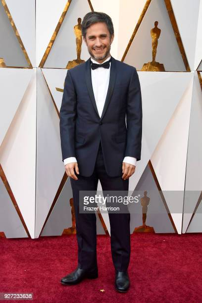 Gael Garcia Bernalattends the 90th Annual Academy Awards at Hollywood Highland Center on March 4 2018 in Hollywood California