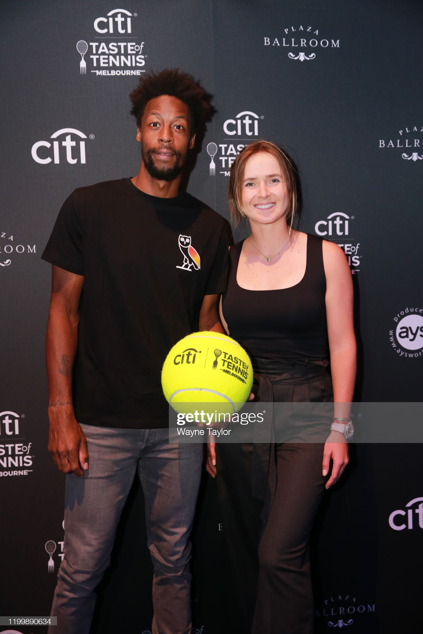 Citi Taste of Tennis Melbourne Exclusive : News Photo
