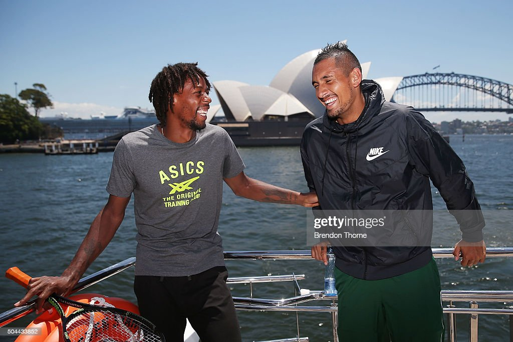 FAST4Tennis Sydney Media Opportunity : News Photo